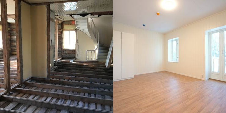 Før og etter 2