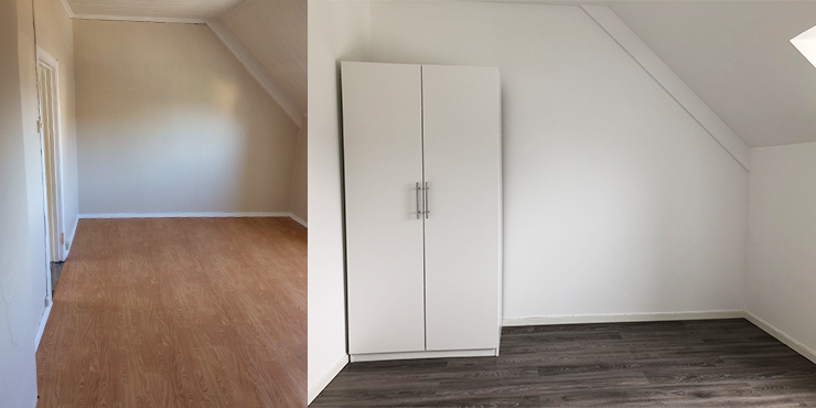 Før og etter 15